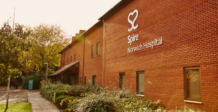 Spire Norwich Hospital